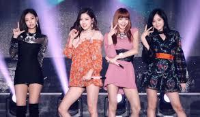 K Pop Superstars Black Pink Make Chart History In The U K
