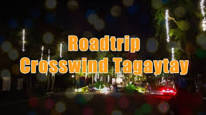 Crosswinds Tagaytay Lights Vlog 2 Epic Fail Visit To Magical Field Of Lights Roadtrip Going To Crosswind Tagaytay