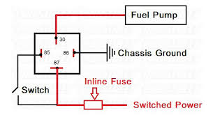 how to fuel pump kill switch install my pro street electric fuel pump relay wiring diagram at Inline Fuel Pump Wiring Diagram