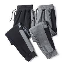 <b>Mens</b> Sweatpants <b>Autumn Winter</b> Man Harem <b>Pants Fitness</b> ...