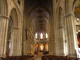 intérieur de la cathédrale saint jean baptiste de belley