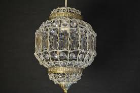 moroccan style crystal acrylic pendant ceiling light