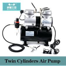 air compressor for auto painting model spray pump air pump mini air compressor wall painting car