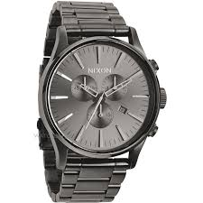 men s nixon the sentry chrono chronograph watch a386 632 watch mens nixon the sentry chrono chronograph watch a386 632
