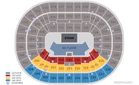 Moda Center Theater Of The Clouds Seating Chart Theater Of The Clouds At Moda Center Portland Tickets