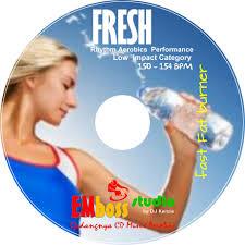 Musik aerobik low impact 2020 mp3 & mp4. Musik Aerobik Rhythm Fresh Musik Techno Bit Rate 150 154 Bpm 32 Count Shopee Indonesia