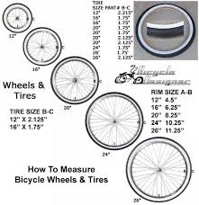 how to mere your bicycle wheels