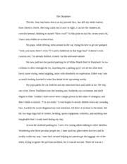 exploratory essay sample destined to be a businessman an 3 pages reflective essay sample