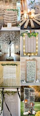 Ideas For Wedding Seating Chart Display The Backyard At Bee