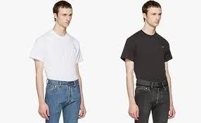 В <b>Vetements</b> выпустили <b>футболку</b> для бедных