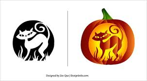 Free Pumpkin Carving Patterns Extraordinary 48 Free Halloween Scary Pumpkin Carving Patterns Stencils