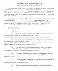 Free Nda Template Non Disclosure Agreement Templates Samples Forms A Template