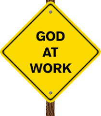 Image result for God perform his work through us