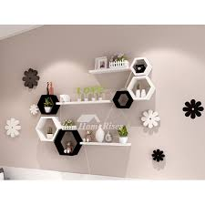 in wall shelves decorative bedroom