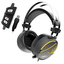 GAMDIAS Gaming Headset with 7.1 Virtual Surround ... - Amazon.com