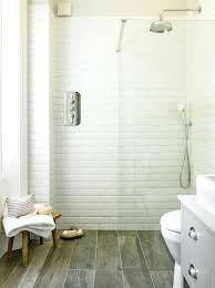 porcelain tile vs ceramic in a bathroom wood like shower floor tiles porcelain tile vs ceramic