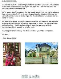Dear Seller Letters Work For Home Buyers Seattlepi Com