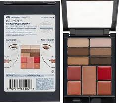 complete makeup kit. image is loading 2-almay-the-complete-look-makeup-kit-eyes- complete makeup kit