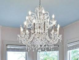 how to clean a chandelier chandelier cleaned by rhino rocks clean crystal chandelier