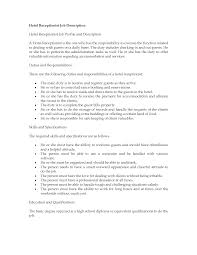 Resume Format For Receptionist Job Awesome Resume Template For