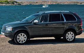 2011 Volvo XC90 - Information and photos - ZombieDrive
