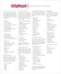 Newborn Baby Checklist Printable New Baby Checklist Printable Uk