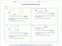 Surface area Of Prisms and Cylinders Worksheet ...