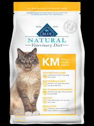low protein cat food. Blue Natural Veterinary Diet KM Kidney + Mobility Support Dry Cat Food - 6.5 Lb Low Protein O