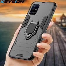 KEYSION Shockproof Case for Samsung A51 A71 Phone ... - Vova