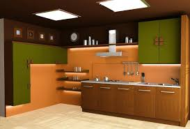 Kitchen Design India Extraordinary Indian Modular Kitchen Design U Shape Kitchenhouseideaga
