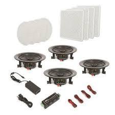 13 flush mount ceiling wall speaker