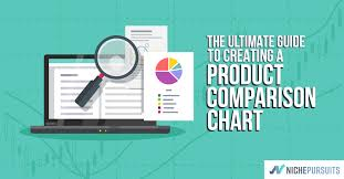How To Create Product Comparison Charts Tables For Your