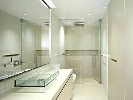 shower niche height showers shower niche height cool lower level guest bathroom remodel door with