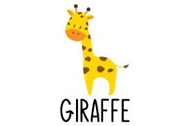 Zentangle giraffe isolated on withe. Giraffe Svg Cut File By Creative Fabrica Crafts Creative Fabrica