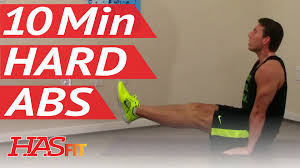 10 min demolition abs workout hasfit extreme abdominal exercises hard ab workouts advanced ab you