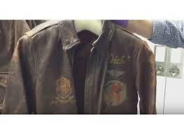 ask a curator wwii aviator flight jackets