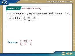 10 solve