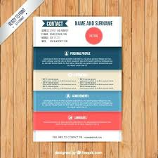 Colorful Resume Templates Adorable Free Resume Templates Colorful Colors Resume Template Free Download
