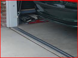 garage door seal gray