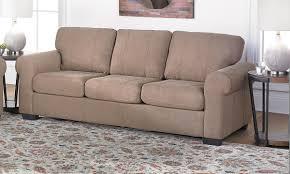 bwood roll arm queen sleeper sofa