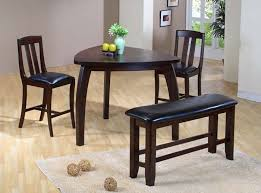 black dining room set round. Creative Of Small Black Dining Table And Chairs Room Round Set Kisiwa Throughout The