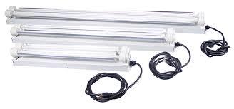 sun system ready fit t 5 ho fluorescent light fixture 48inch 48 fluorescent light fixture covers