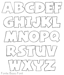 Alphabet Outline Template Alphabet Outline Template Patterns Templates Rightarrow Template