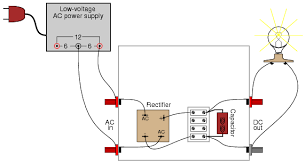 rectifier filter circuit discrete semiconductor circuits rectifier filter circuit