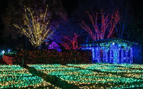 North Carolina Arboretums Winter Lights Tickets Details