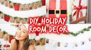 Christmas Decorations For The Wall Diy Christmas Room Decorations Happy Holidays