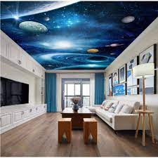 Pbldb Universe Outer Space 3D Ceiling ...