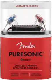 <b>Fender PureSonic Wireless Earbuds</b>