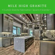 mile high granite custom granite countertop fabrication and installation greater denver area call now for a free in home estimate