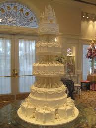 Amazing Cakes Offered At Disneys Fairy Tale Weddings Disney Parks